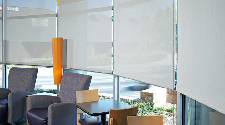 Window Blinds And Curtains Motorized System Idecordesigns