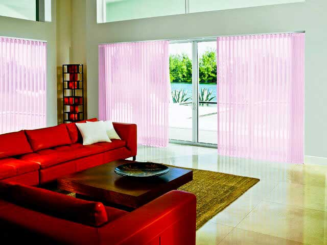 Window Blind and Curtains | Vertical Blinds - idecordesigns